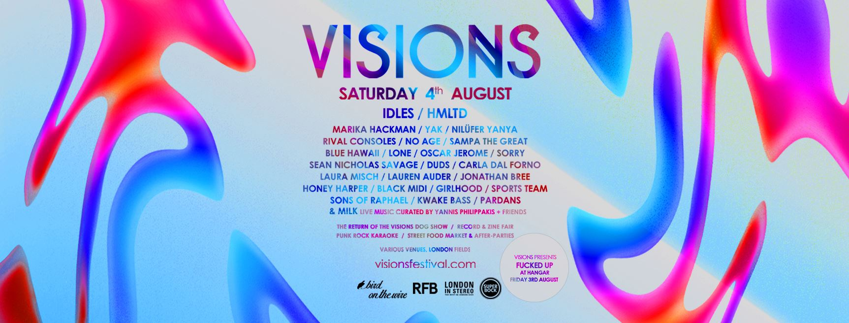 Amazing Radio | News | Preview: Visions Festival – The Highlights